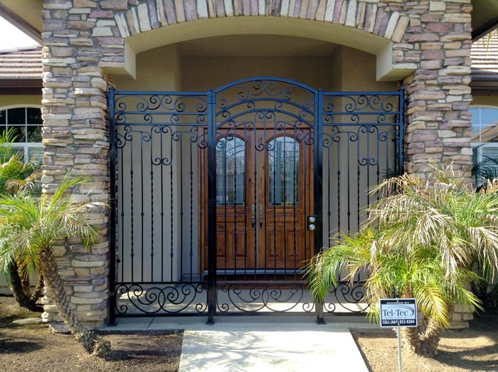 Iron Gate Installation Amp Manufacturing In Bakersfield Ca