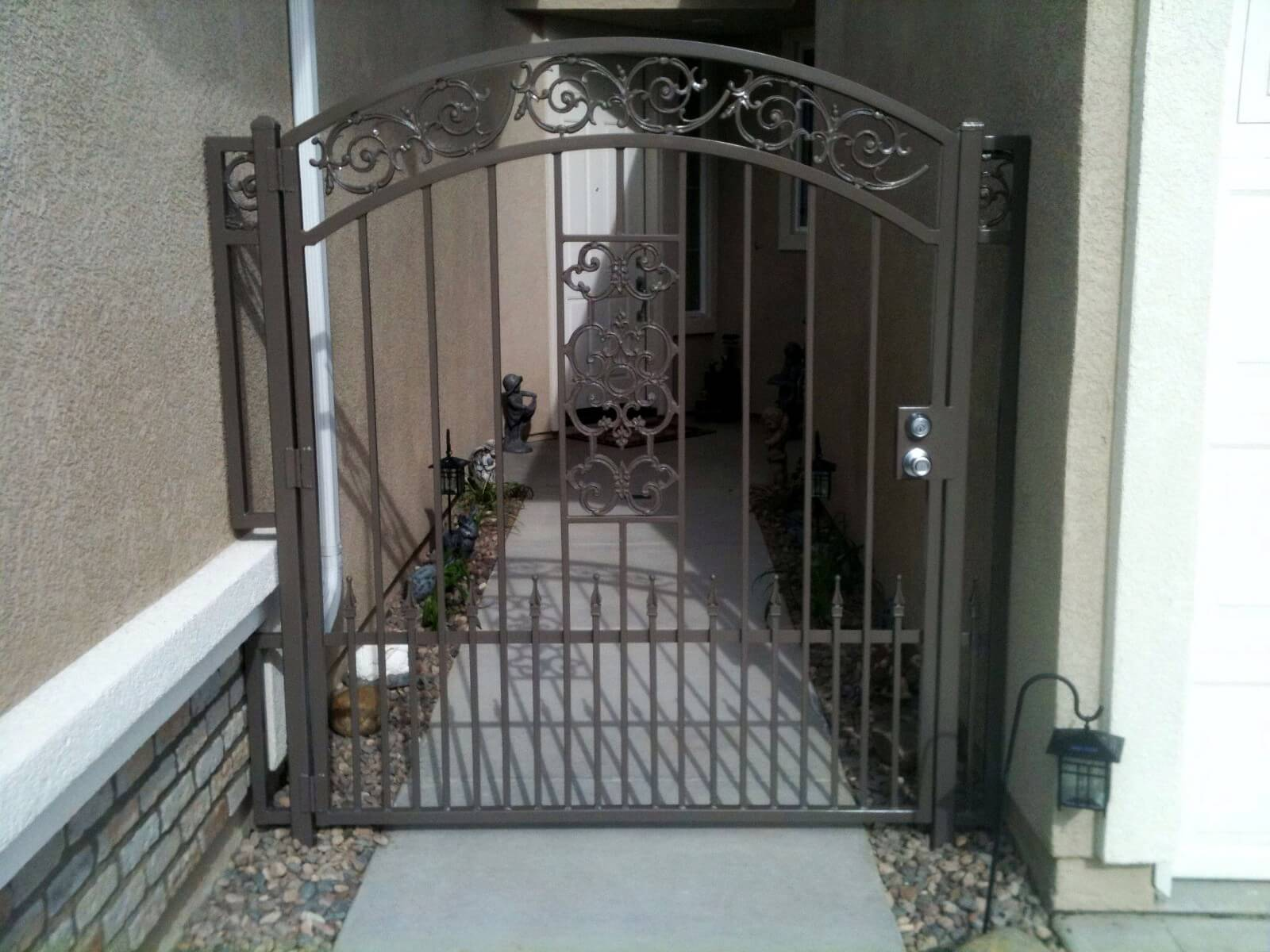 Our Work Gallery Jaguar Wrought Iron