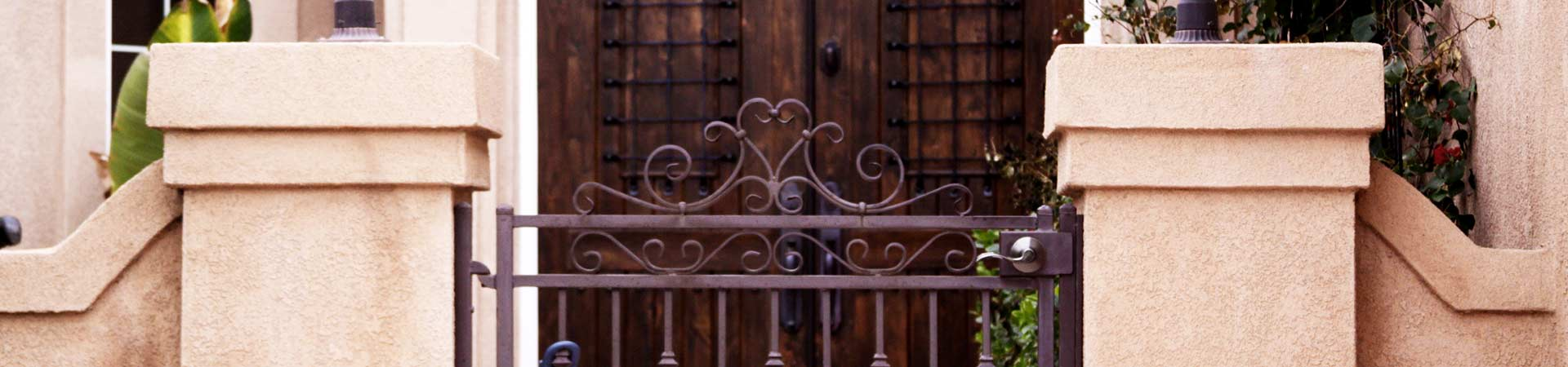 Wrought Iron Security Installations